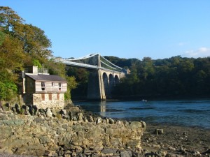 Thomas Telford's Iconic Menai Bridge
