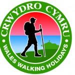 Walking Wales Crwydro Cymru Logo