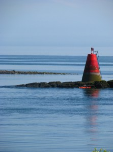 Red Buoy, Penmon