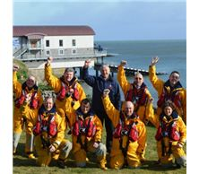 moelfre lifeboat crew © North Wales Chronicle