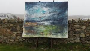 Landscape Art Rhoscolyn