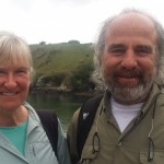 Customers from Yellow Jacket walking whole Anglesey Coastal Path