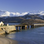 Barmouth Bridge Wales Coast Path