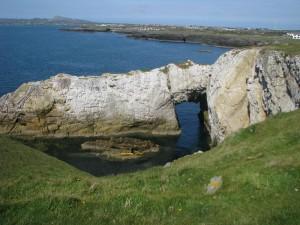 Bwa Gwyn White Arch