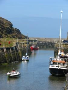 Porth Amlwch Port, Anglesey Coastal Path